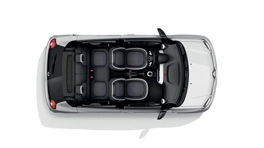 CS - Renault Twingo Z.E.: Twingo è più che mai la regina della città