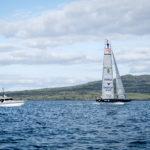 American Magic Primo sfidante a navigare in Waitematā