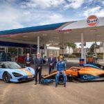 Gulf collabora con McLaren per annunciare una partnership pluriennale per la Formula 1 e le supercar di lusso