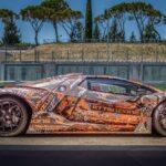 Lamborghini Essenza SCV12 è la prima vettura sul mercato con telaio full carbon omologato secondo gli standard di sicurezza FIA Hypercar