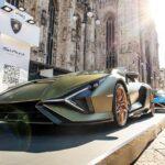 Automobili Lamborghini al Milano Monza Motor Show
