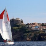 Ojalà II vince il Trofeo Challenge del 1° Capraia Sail Rally per vele d'epoca