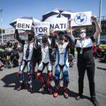 Sabato difficile per BMW Motorrad Motorsport nel round di Misano WorldSBK.